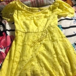 A brand new dress . I only weared once
